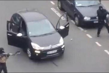Atac armat la sediul unui ziar francez. Cel puțin 12 oameni au murit – VIDEO