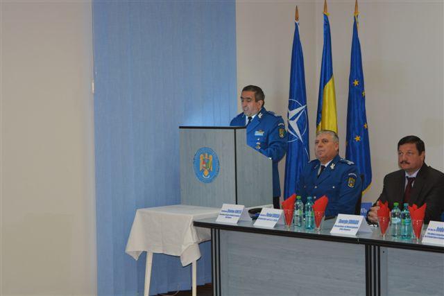evaluare activitate Jandarmeria Cluj