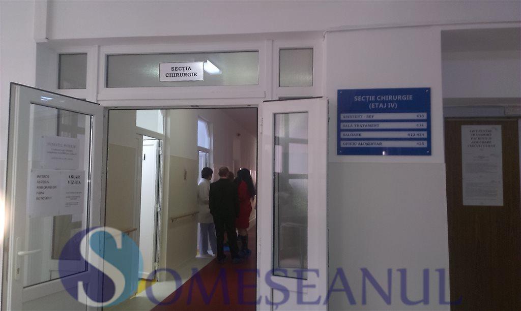 inaugurare sectia chirurgie spital dej (1)
