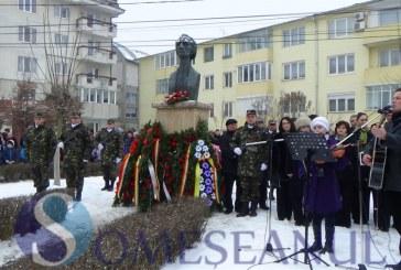 Mihai Eminescu și Ziua Culturii Naționale sărbătorite la Dej – FOTO/VIDEO