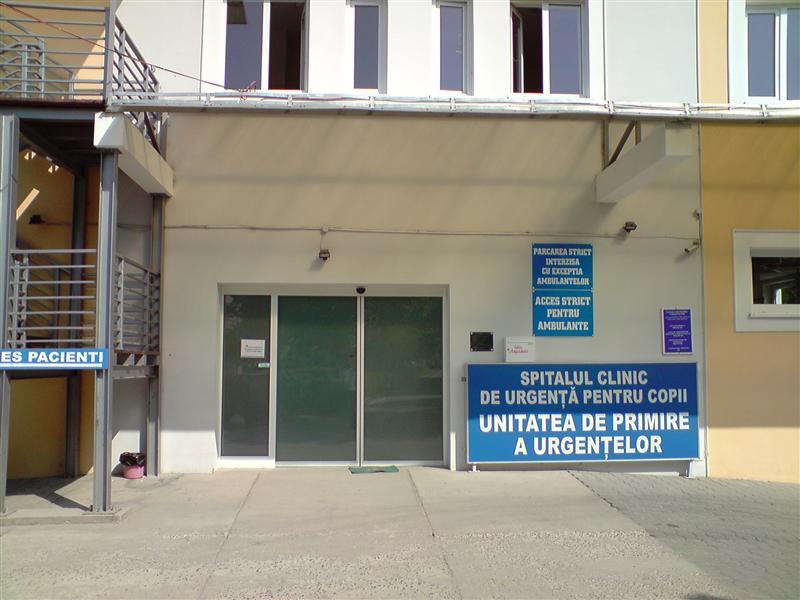spitalul de copii cluj