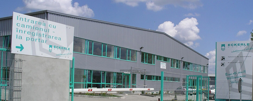 ECKERLE AUTOMOTIVE cluj