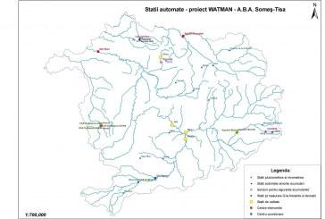 Centre de intervenție rapidă la calamități naturale în zona de nord a țării