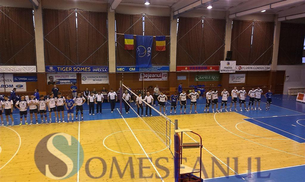Volei Divizia A1 Unirea Dej   CSM Bucuresti etapa 16