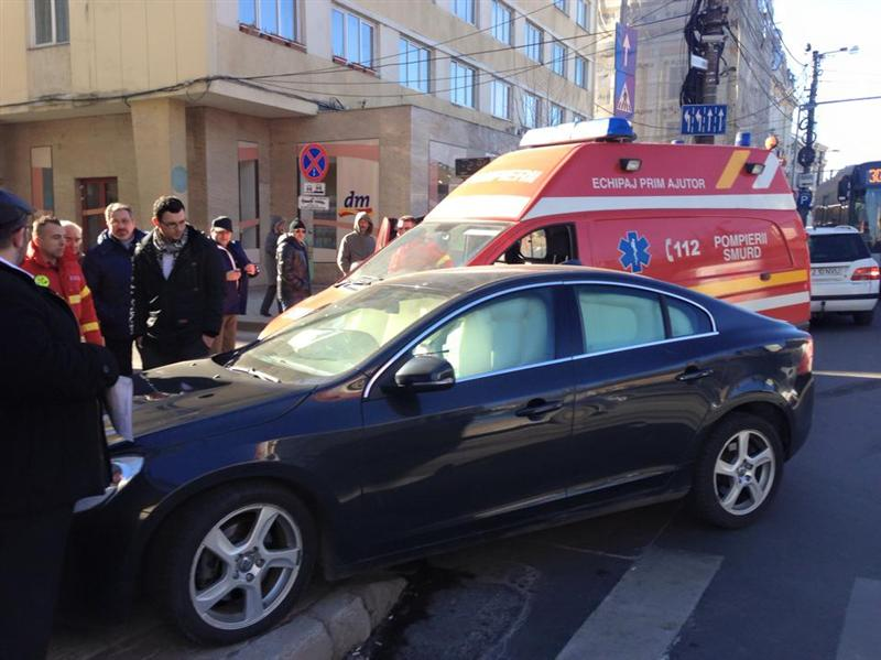 accident smurd cluj