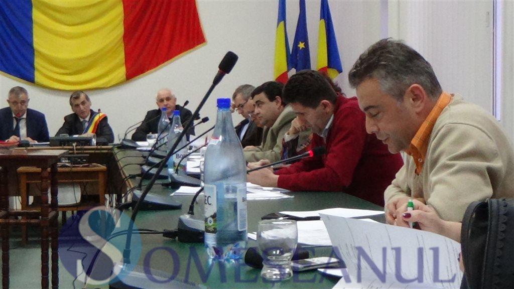 consiliul local dej votarea bugetului 2015