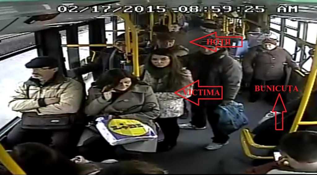 hoti buzunare autobuz cluj bunicuta eroina