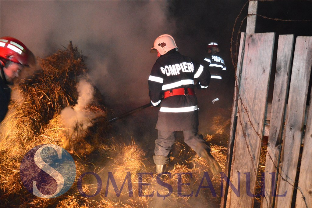 incendiu pompieri sic-2
