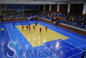 Sala Sporturilor Dej intră în lucrări de modernizare și reabilitare – VIDEO