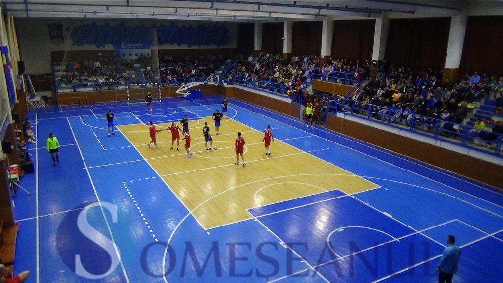 meci fotbal caritabil Dej-Florin Benea (1)