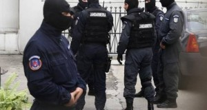 perchezitii dna jandarmerie