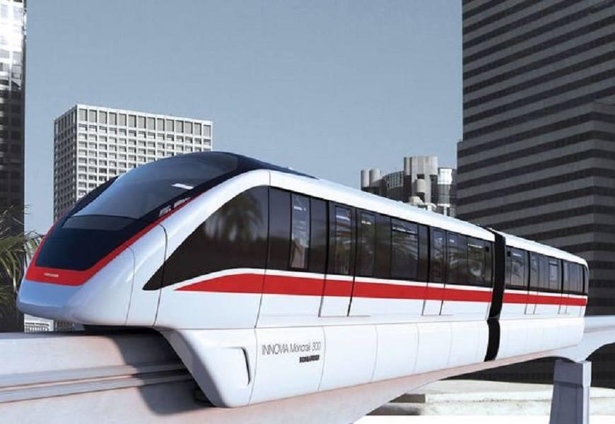 proiect tren suspendat cluj