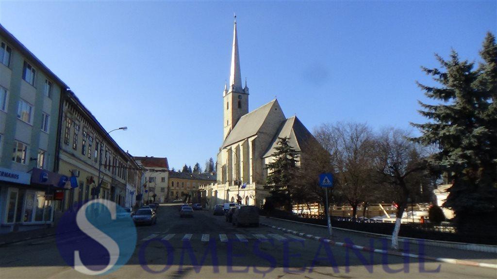 someseanul-biserica reformata dej