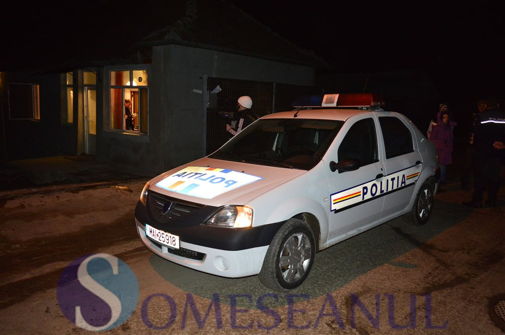 Bărbat din Cășeiu prins băut la volan la Hășdate, de polițiștii gherleni