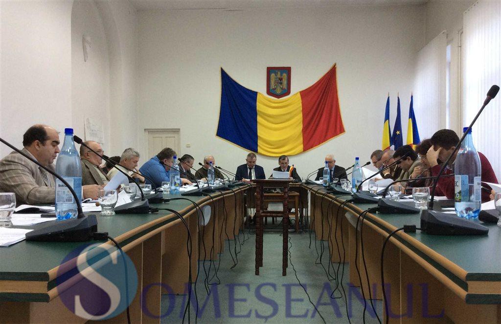 someseanul-sedinta consiliu local dej aprobarea bugetului