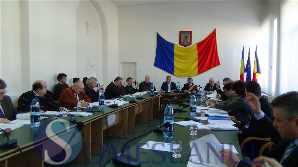 someseanul-sedinta consiliul local dej februarie 2015