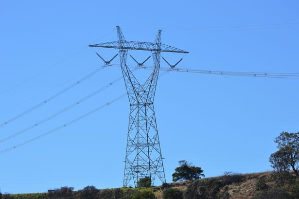 stalp electricitate