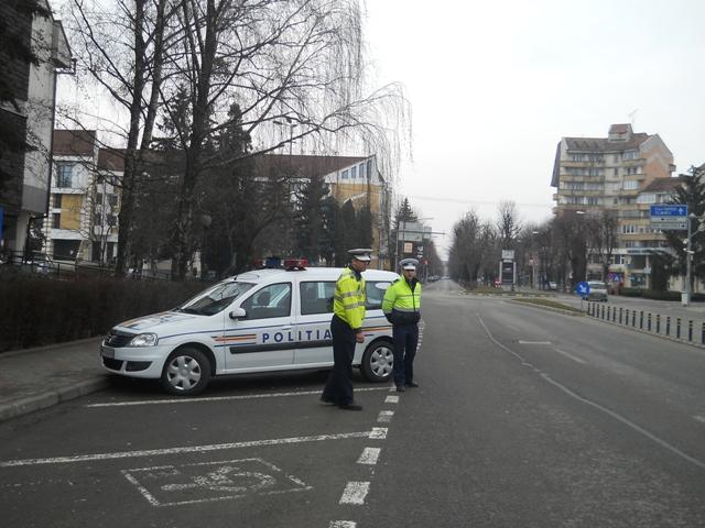 politia rutiera bistrita