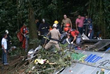 Accident înfricoșător. 51 de persoane și-au pierdut viața – FOTO/VIDEO