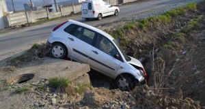 accident rasturnat sant baia mare