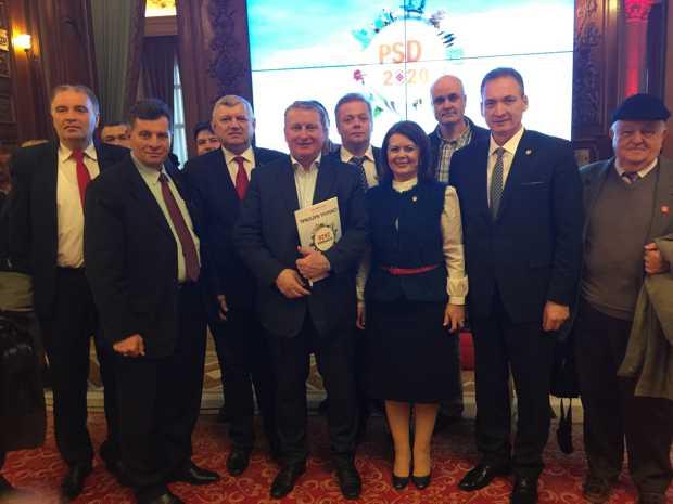 consiliul national psd martie 2015