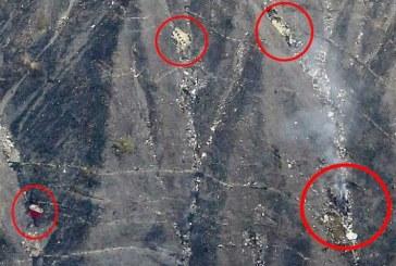 Imagini înfiorătoare. Zeci de cadavre și rămășițe împrăștiate pe două hectare în munți – FOTO/VIDEO