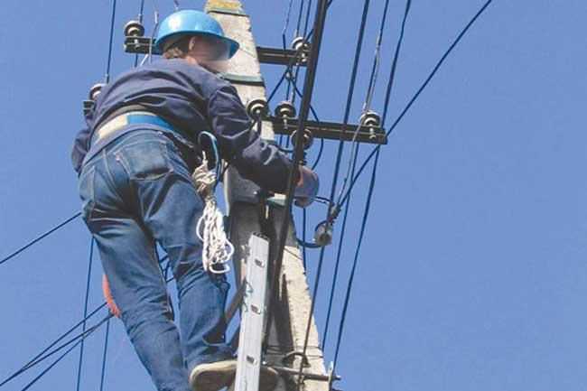 pauza de curent electrica
