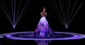 rochie jennifer lopez-dress-american idol