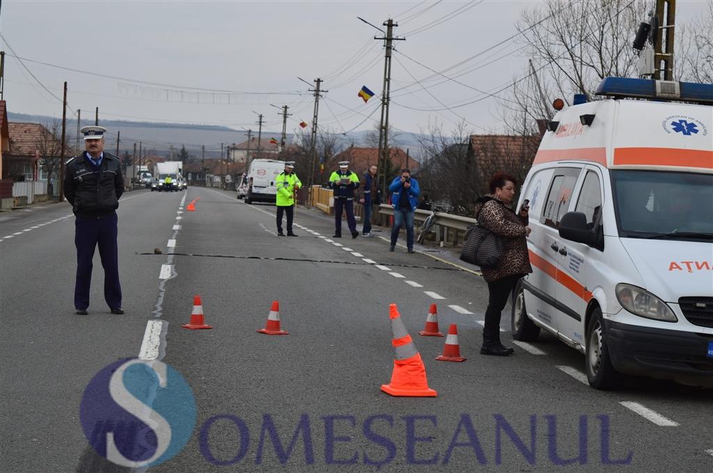 someseanul-accident mortal biciclist iclod