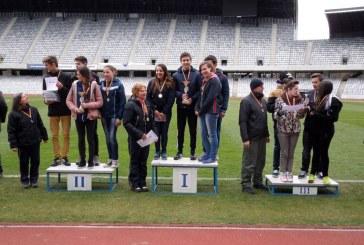 Rezultate deosebite obținute de elevii dejeni la atletism – FOTO