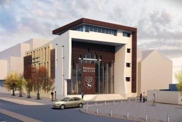 Noul sediu al Primăriei Beclean, inaugurat în prezența premierului Victor Ponta