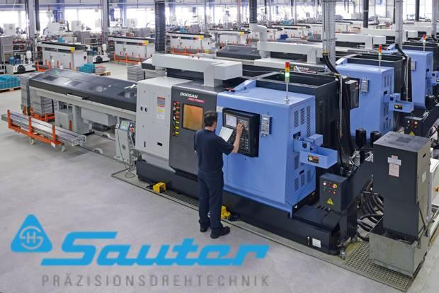 Sauter Turning Process SRL angajează personal pentru fabrica de la Dej (P)