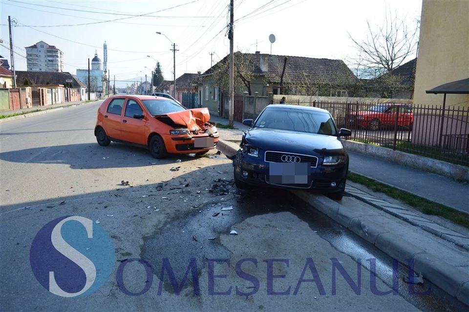 accident trei masini gherla-4