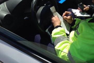 Șofer din Cășeiu, prins beat la volan după ce a provocat un accident