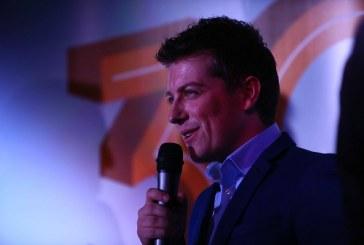 """Dejeanul Andrei Trifan, premiu de excelență la """"Gala Forbes cei mai de succes tineri din România"""""""