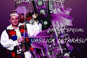 """Vasilică Ceterașu, invitat special la Balul Majoratului """"Constantin Brâncuși"""" Dej"""
