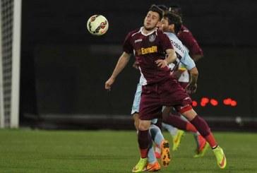 O remiză cât o victorie pentru CFR Cluj în confruntarea cu ASA Tg. Mureș