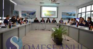 conferinta presa Sauter GmbH Arc Parc Industrial Dej