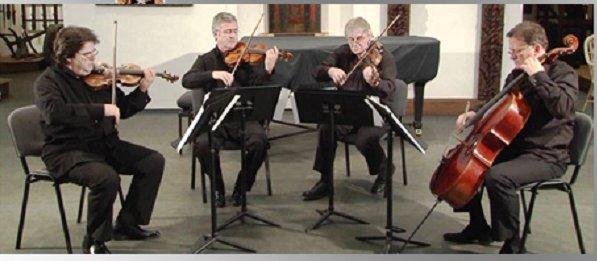 cvartetul transilvan va canta la dej