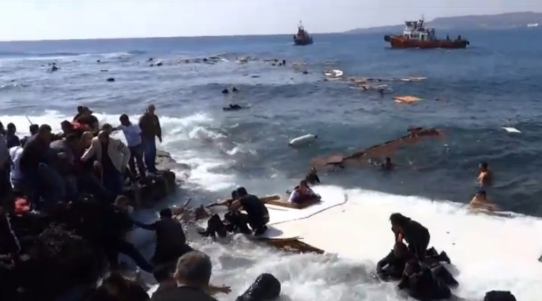 naufragiu mediterana