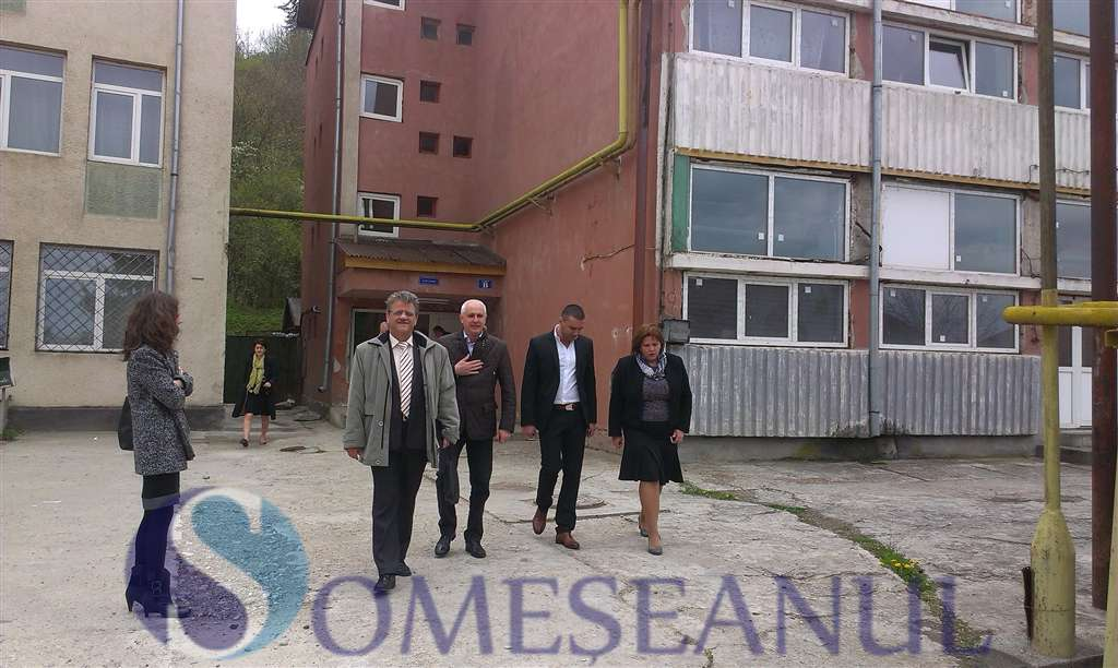 someseanul-firma Germania in vizita la Liceul Tehnologic Constantin Brancusi Dej (3)