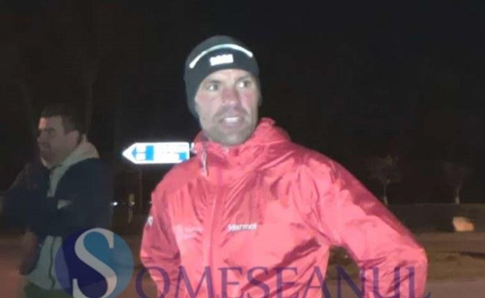 Maratonistul Tibi Ușeriu lansează o carte despre experiențele sale, inclusiv cele din spatele gratiilor