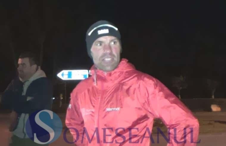 Ultramaratonistul Tibi Ușeriu, exemplu de succes pentru deținuții Penitenciarului Bistrița