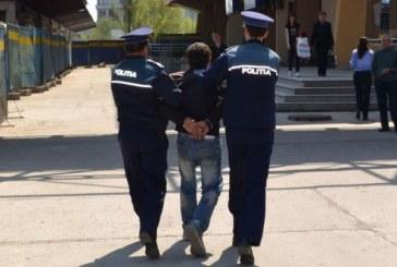 Arest preventiv pentru o perioadă de 30 de zile, pentru un bărbat bănuit de comiterea unui furt