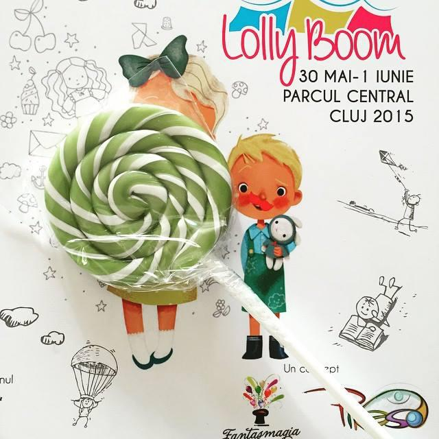 Afis oficial LollyBoom