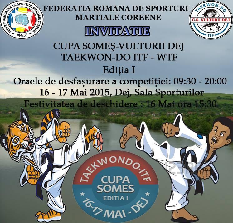 Cupa Somes la Taekwondo-Do
