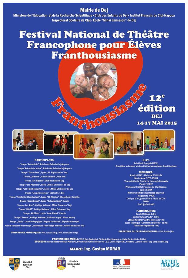 Dej Franthousiasme 2015