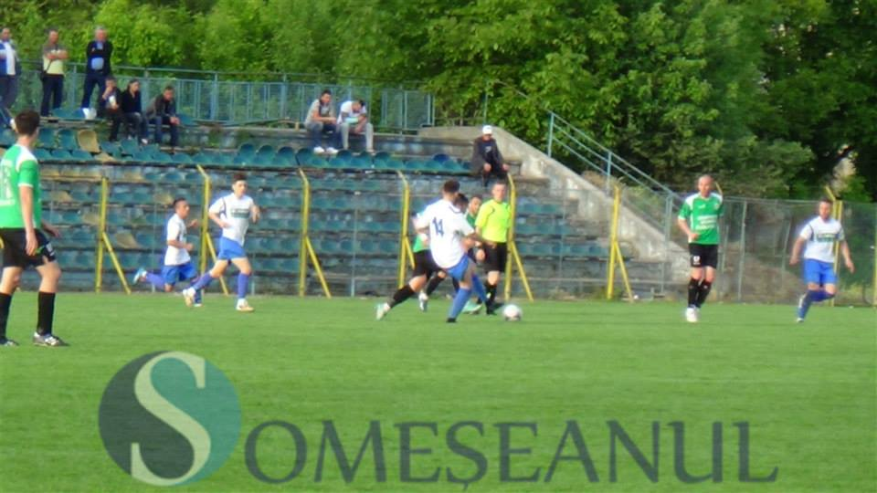 FOTBAL Unirea Dej - Sanatatea Cluj 3-5