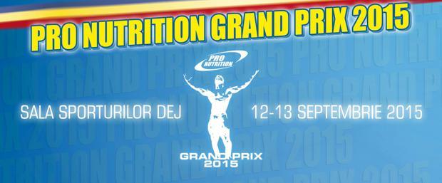 PRO NUTRITION GRAND PRIX-2015