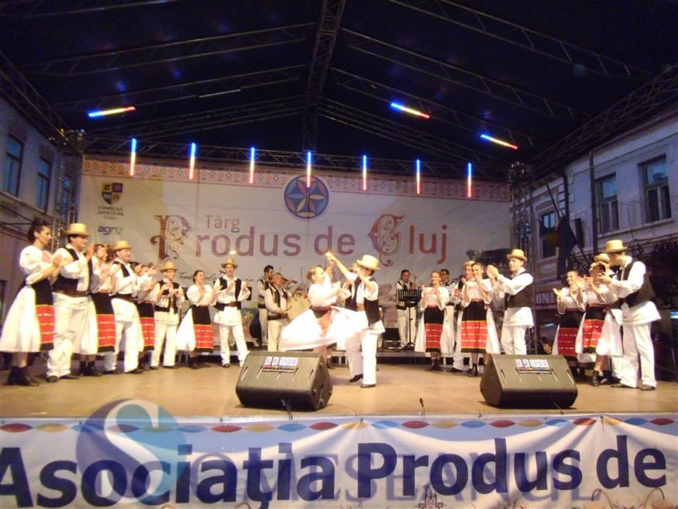 Produs de Cluj la Dej - ziua 1